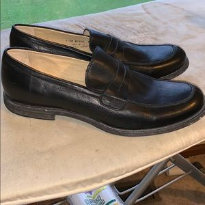 Men's Frye Penny Loafers.  Genuine leather-new.